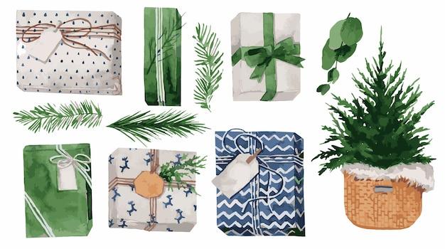 Aquarel illustratie herfst krans in bohemien stijl met bordeauxrode palmbladeren
