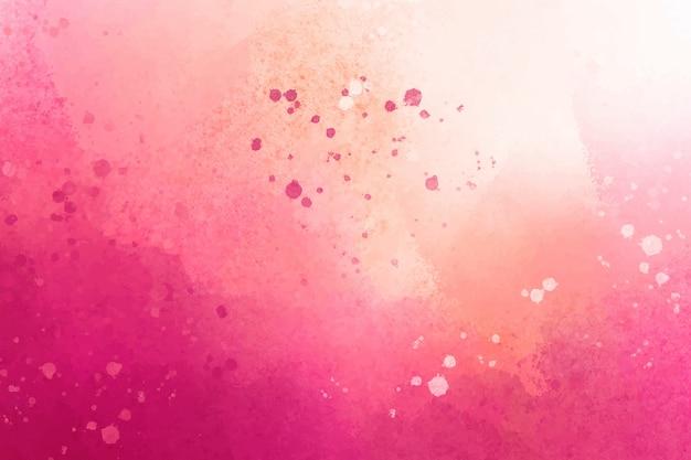 Aquarel ontwerp achtergrond met kleurovergang