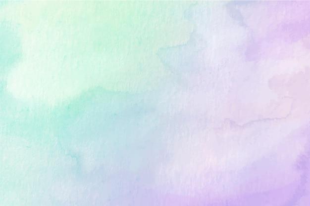 Aquarel pastel achtergrondontwerp