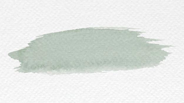 Aquarel penseelstreek