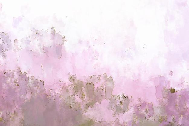 Aquarel roze glitter achtergrond