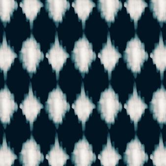 Aquarel shibori patroon