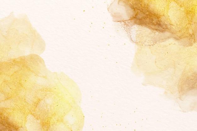Aquarel verf spatten behang