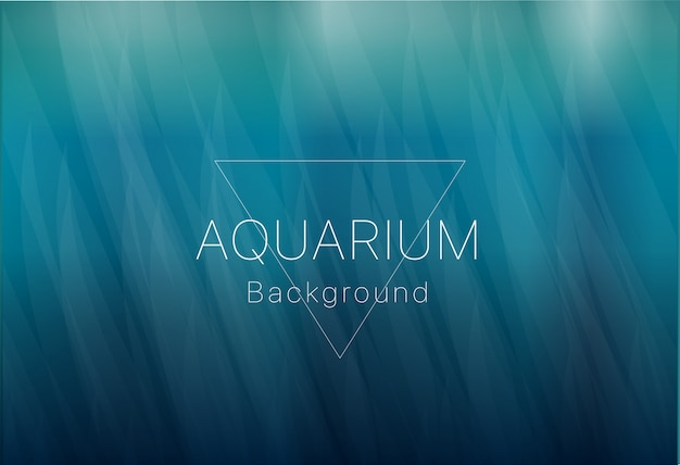 Aquarium achtergrond