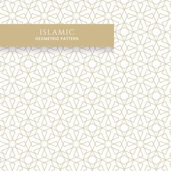 Arabisch geometrisch patroon
