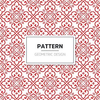 Arabisch naadloos patroon