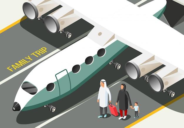Arabische familiesamenstelling
