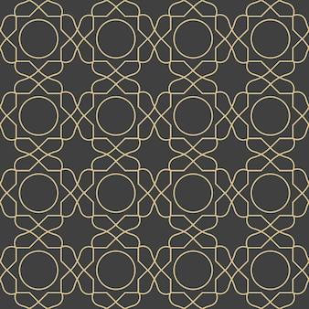 Arabische ornamenten. patronen, achtergronden en wallpapers voor uw ontwerp. textiel sieraad. vector illustratie.