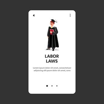 Arbeidsrecht professionele justitie rechter man