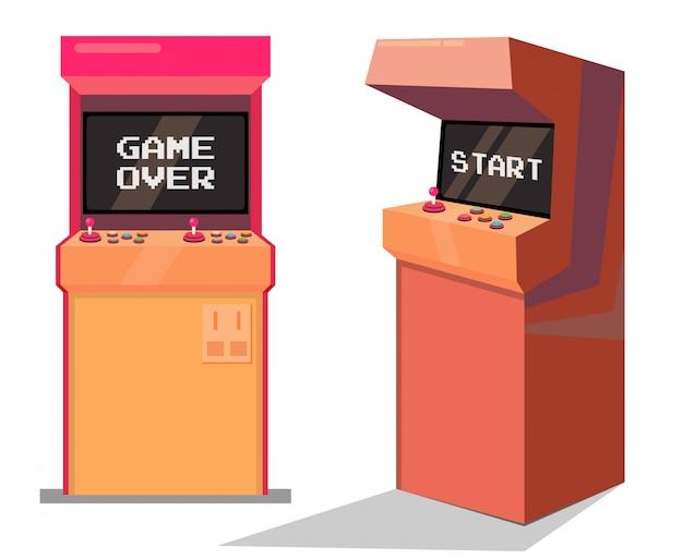 Arcade-machine