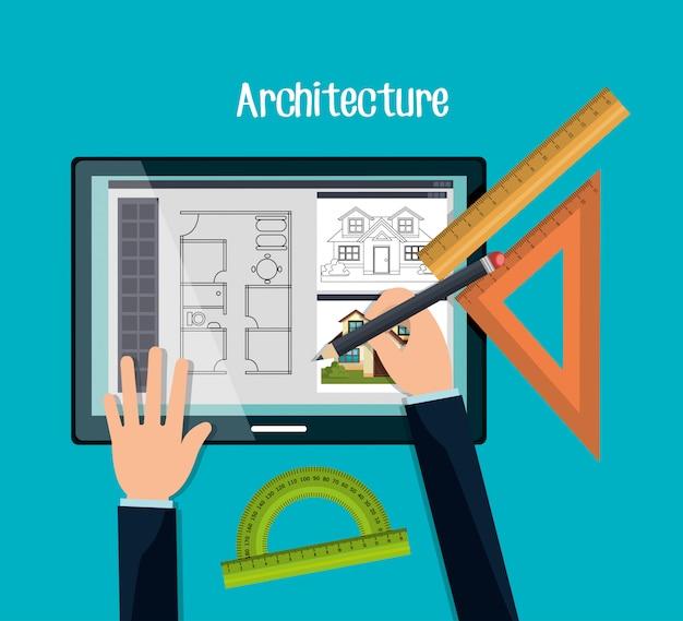 Architectuur projectontwerp