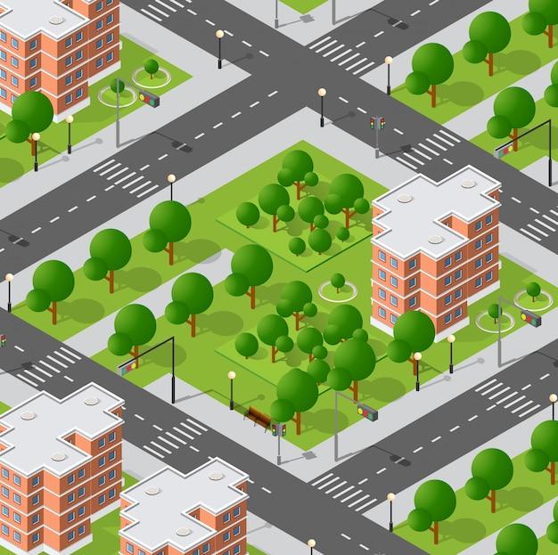 Architectuur vectorillustratie