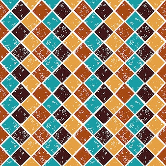 Argyle naadloos patroon