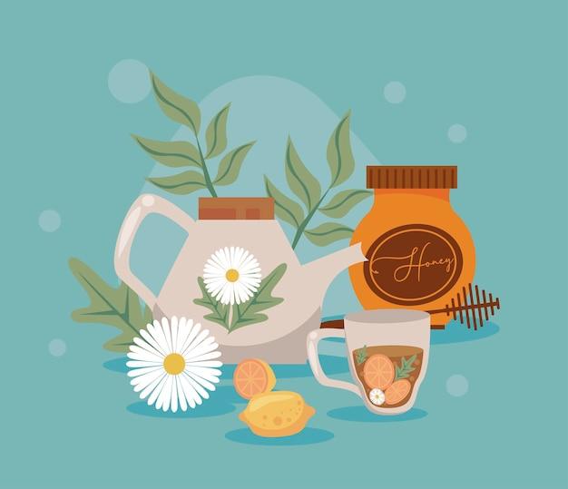 Aromatherapie met bloemen