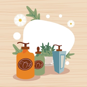Aromatherapie met producten