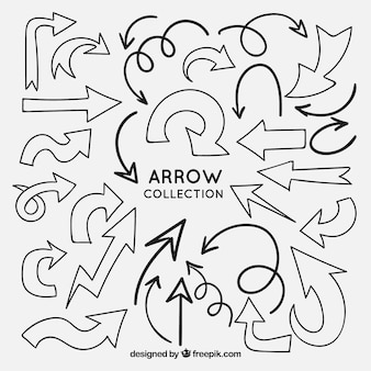 Arrow collectio