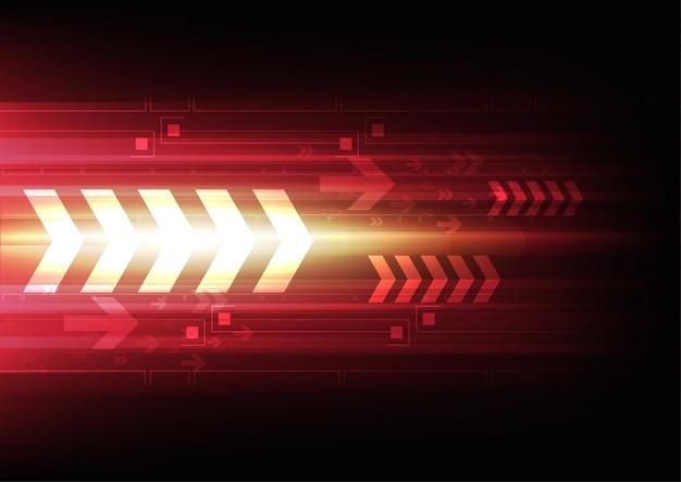Arrow tech achtergrond