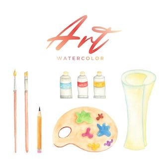Art aquarel