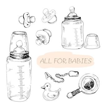 Artikelen voor baby's