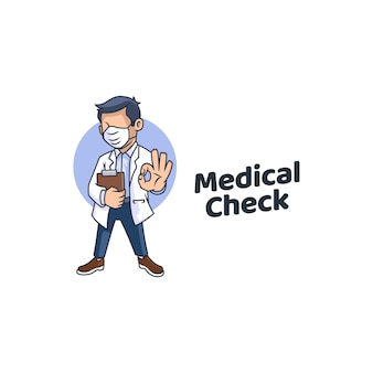 Arts geneeskunde kliniek patiënt