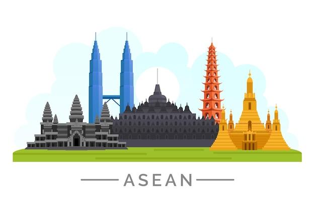 Asean-gebouwen