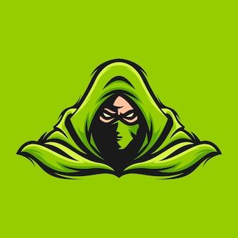 Assasin logo-ontwerp