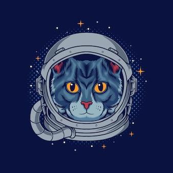 Astronaut kat