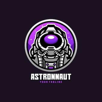 Astronaut ruimte wetenschap planeet kosmisch