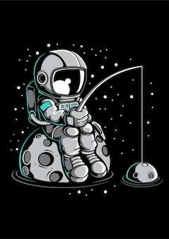 Astronaut vissen