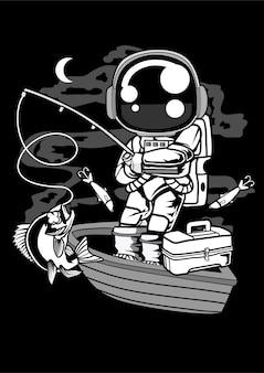 Astronaut visser
