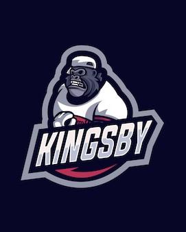 Atleet gorilla-logo