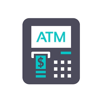 Atm-pictogram