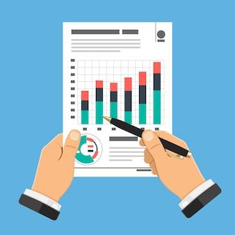 Auditing, belastingproces, boekhoudconcept