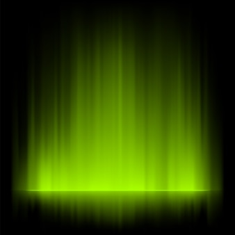 Aurora borealis achtergrond.