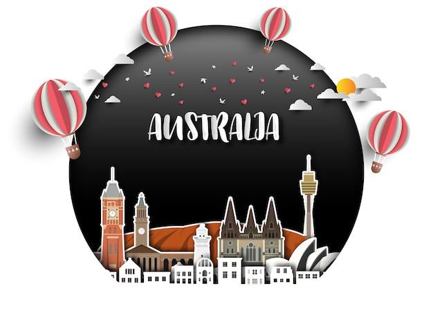 Australische landmark