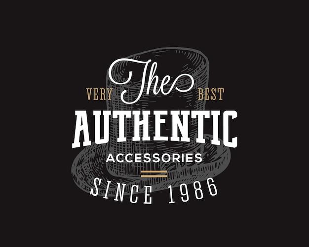 Authentieke accessoirewinkel.