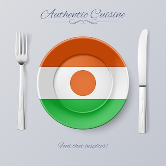 Authentieke nigeriaanse keuken