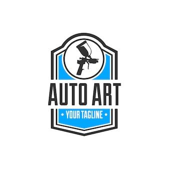 Auto art-logo