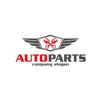 Auto deel logo