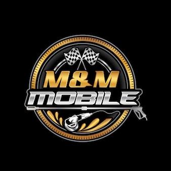 Auto detail logo