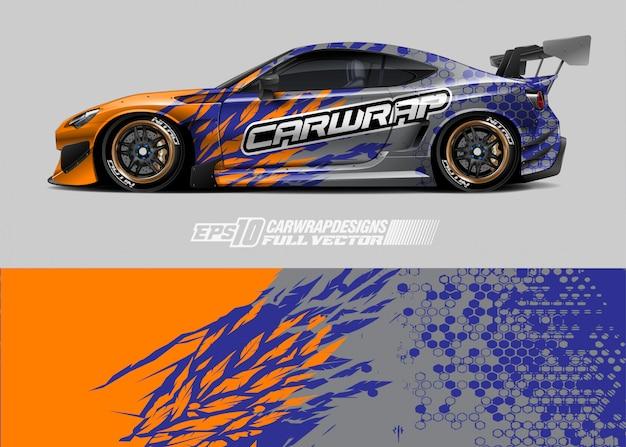 Auto-emblemen ontwerpen