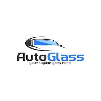 Auto glass-logo