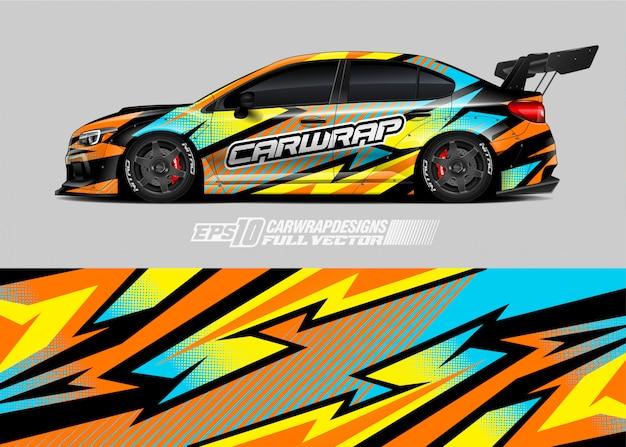 Auto kleuren ontwerpen