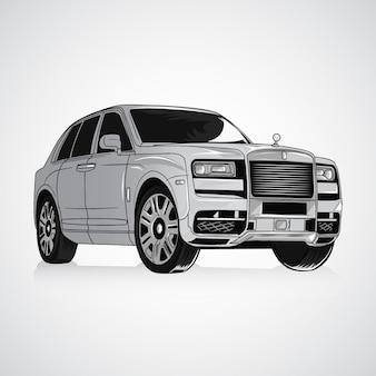 Auto koninklijk