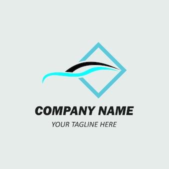 Auto logo element