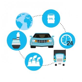 Auto productie