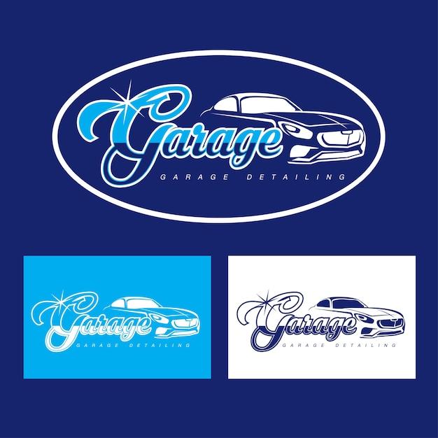 Auto racen logo