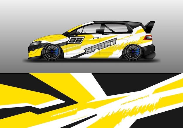 Auto wrap ontwerpen.