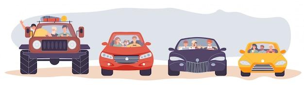 Autodelen carpoolen gezamenlijke consumptie