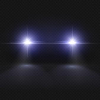 Autokoplampen